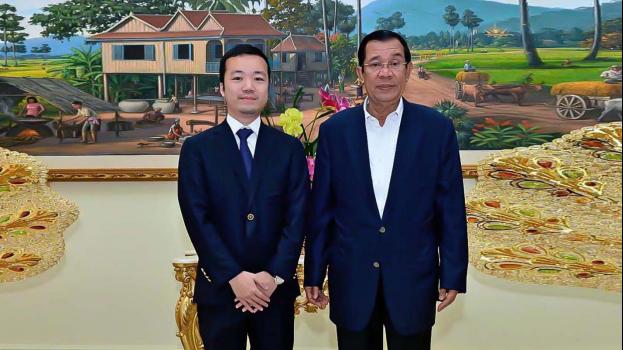 太子地产陈志公爵捐赠三百万美元,助力柬埔寨政府购买疫苗