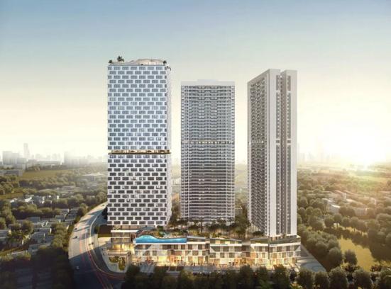 承载城市发展梦想,太子地产幸福广场受全城青睐